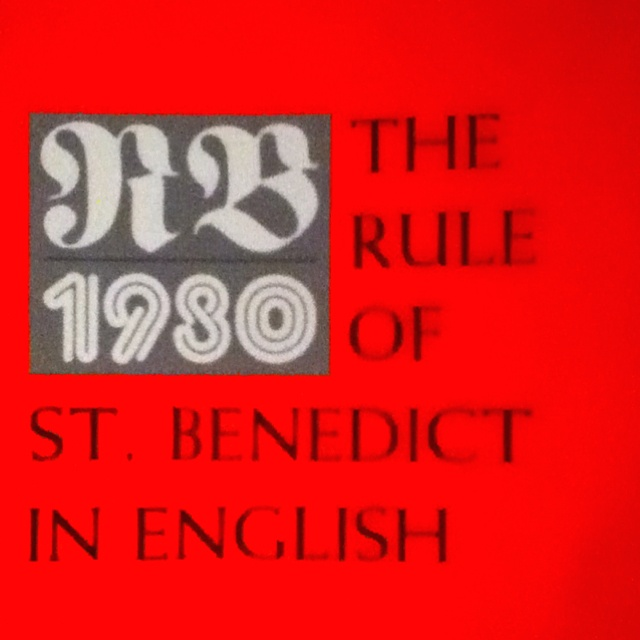 Rule Of St Benedict Quotes. QuotesGram