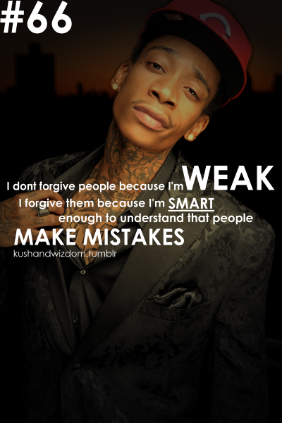 Wiz Khalifa Quotes About Family. QuotesGram