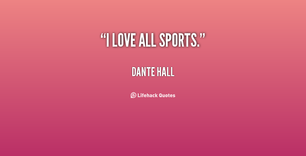 Quotations for essay sports and games