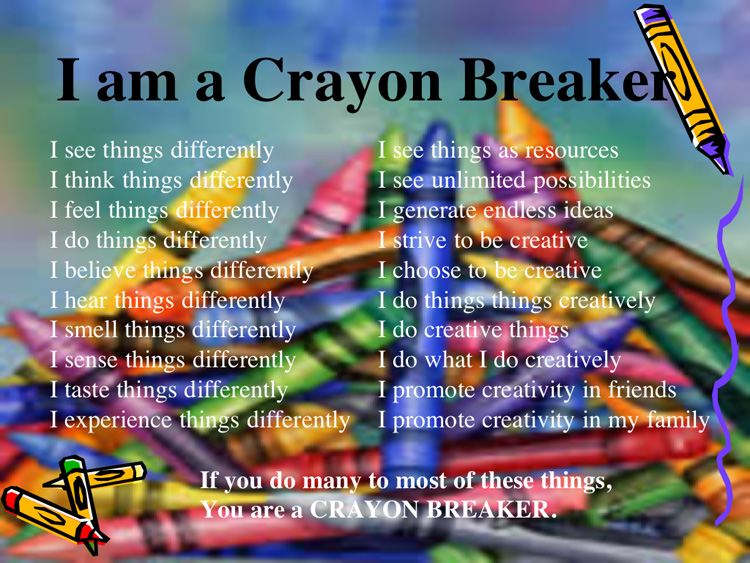Quotes About Crayons. QuotesGram