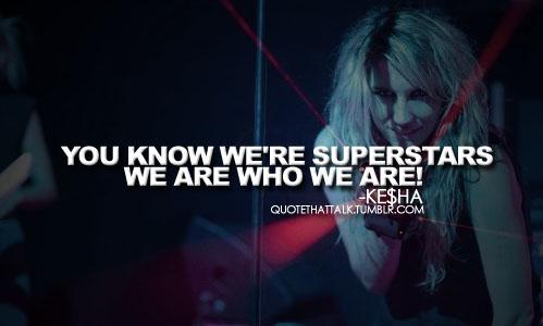 Kesha Quotes. QuotesGram  Kesha Quotes. Q...