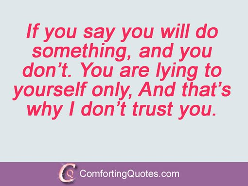 Broken Trust Quotes For Relationships. QuotesGram