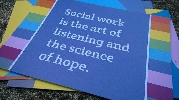 Social Work Quotes Sayings: Job Social Work Quotes Inspirational. QuotesGram