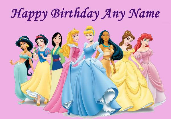Disney Princess Birthday Wishes ~ Disney happy birthday quotes quotesgram