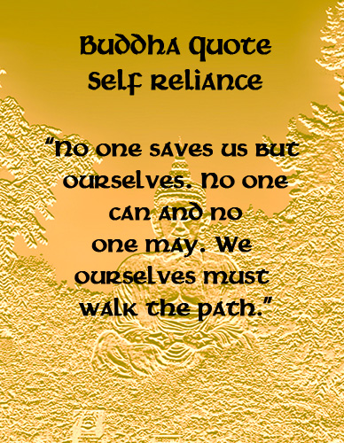 essay on self reliance quotes The essay self-reliance, from which an excerpt is presented here, is the  intuitive connection with the over-soul and is not simply a matter of self-centered.