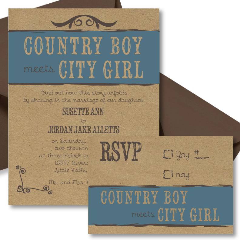 City girl dating country boy