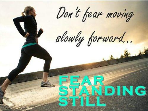 Running inspiration women