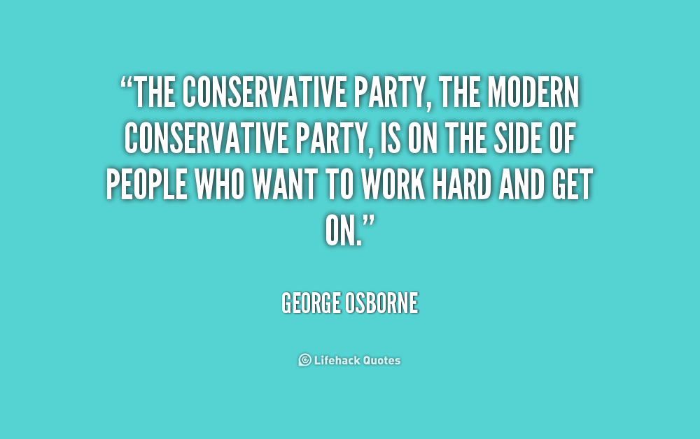 History of the Conservative Party (UK)