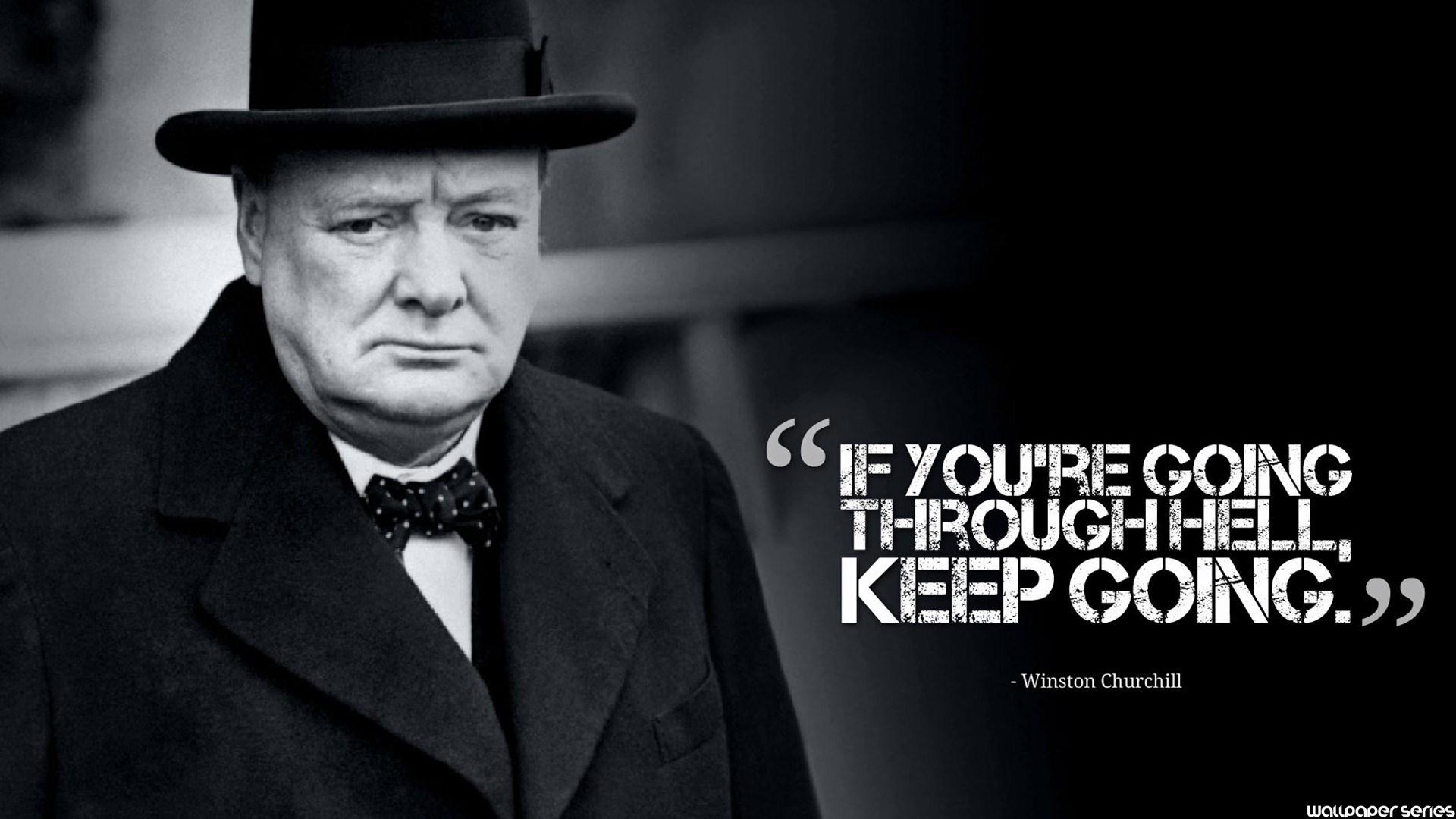 inspirational quotes winston churchill quotesgram