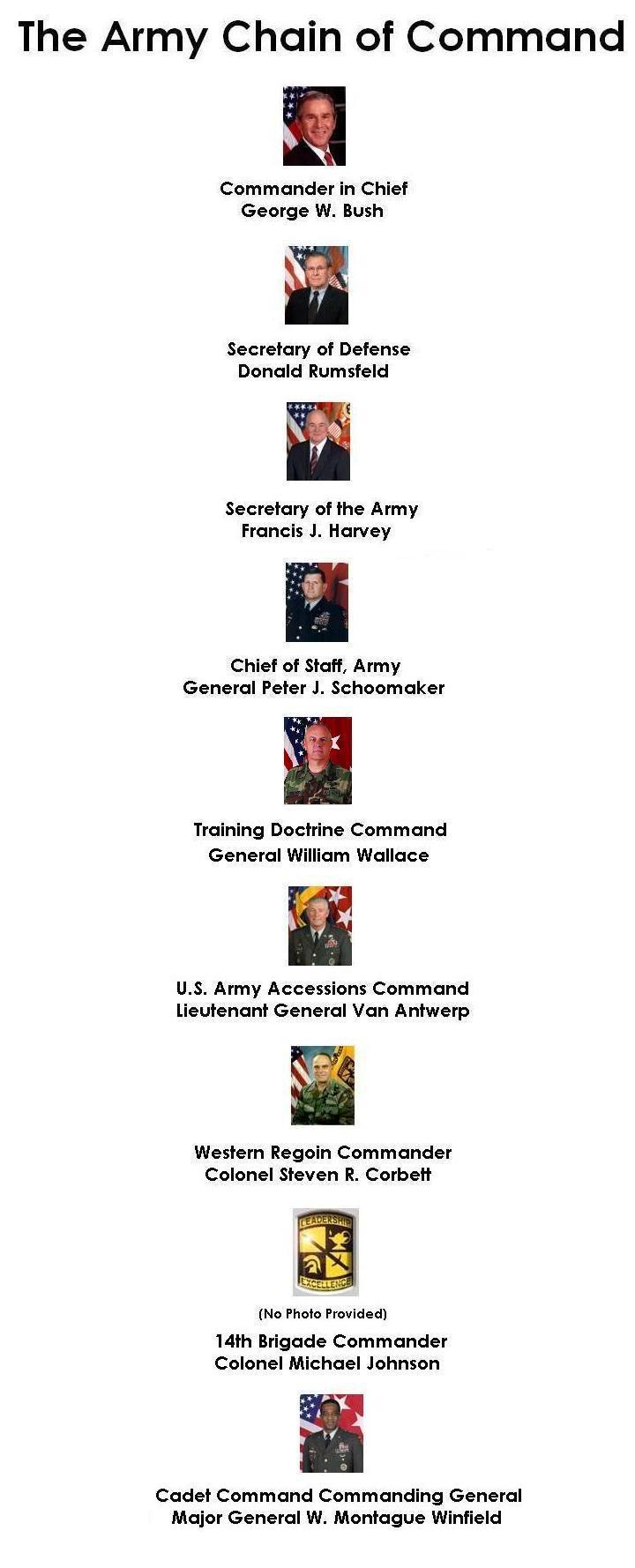 McDonald's Company Hierarchy