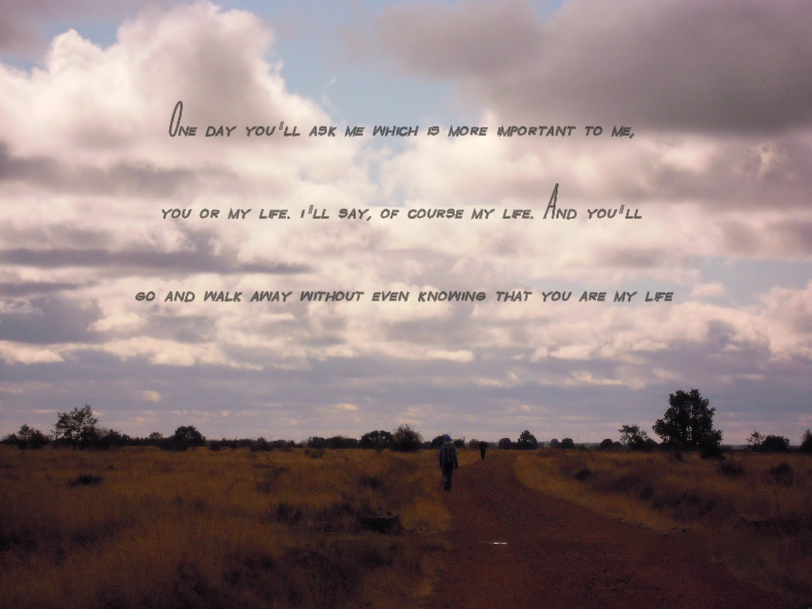 You Are Important To Me Quotes. QuotesGram