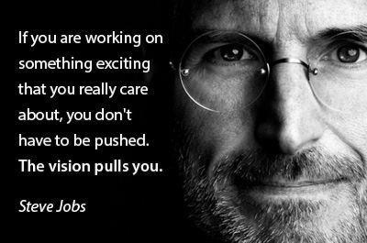 entrepreneurship theory motivation steve jobs They discovered a pattern on which they based their theory of  this history instilled an intrinsic motivation which drove him on, taking on steve jobs and.