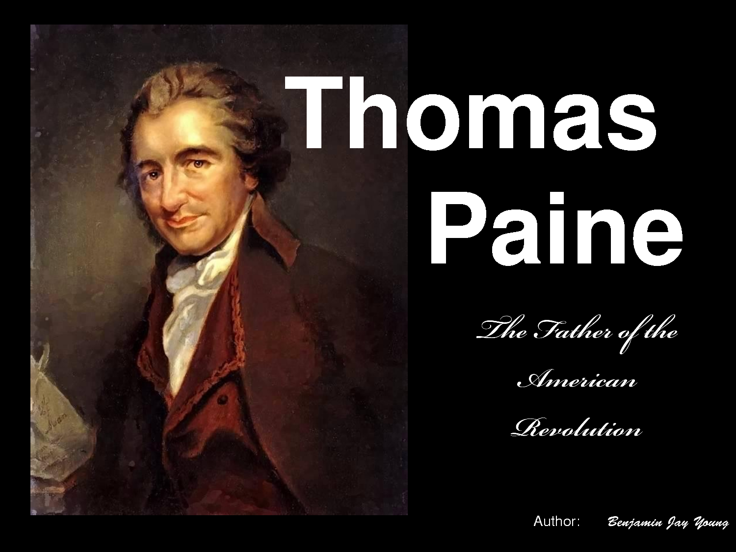 thomas paine the crisis Thomas paine's the crisis number one 1776 - richard destefano after the colonists in america decided that they were going to attempt a move towards freedom from british rule, they found themselves faced with several problems.