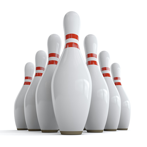 how to win at ten pin bowling