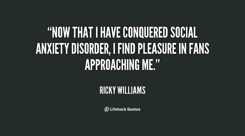 a personal account of overcoming social anxiety Sign in account & lists sign in account & lists orders try prime cart overcome social anxiety and shyness: personal transformation self-help.