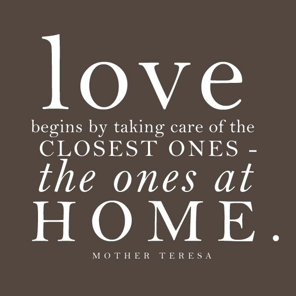 Caring Quotes On Mother Teresa. QuotesGram