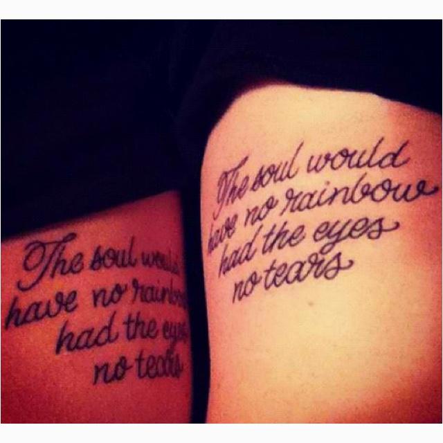 Friendship Tit For Tat Quotes: Legit Tattoo Quotes. QuotesGram