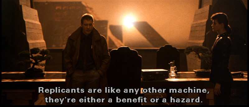 Famous Quotes From Blade Runner. QuotesGram