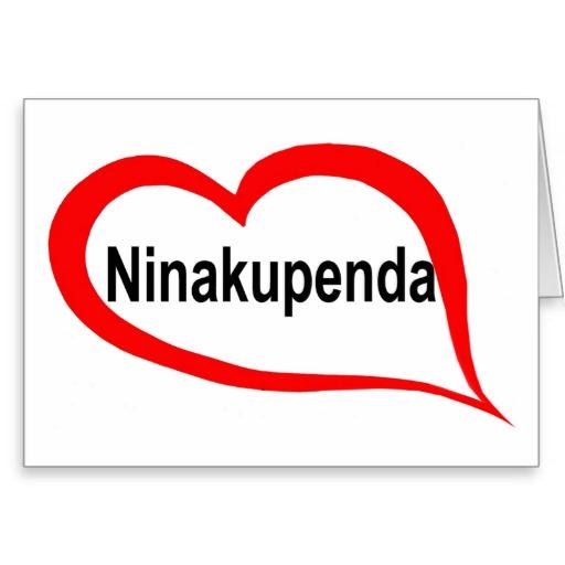 Swahili Love Quotes. QuotesGram
