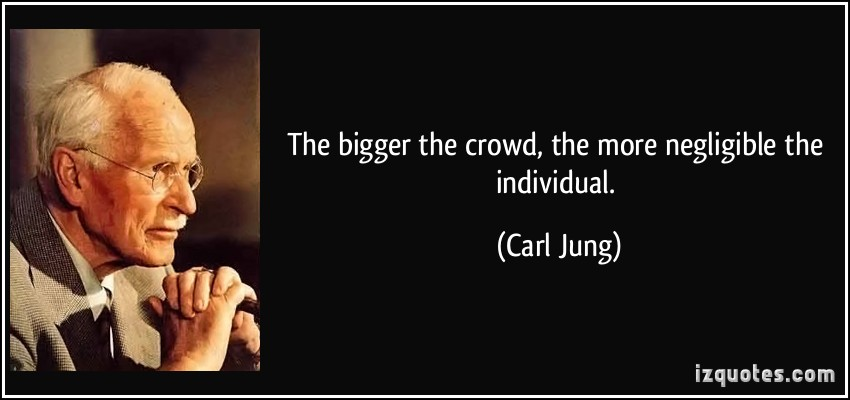 a discussion as to how carl jung came to the conclusion that there existed a collective