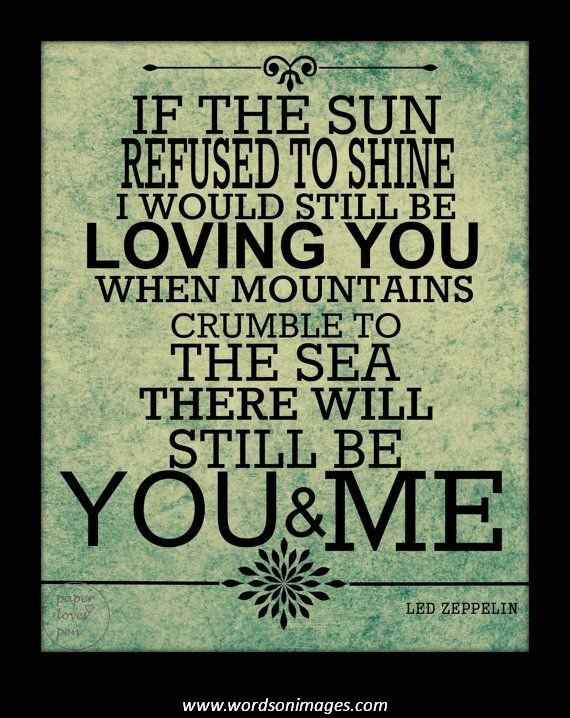Led Zeppelin Quotes On Life. QuotesGram