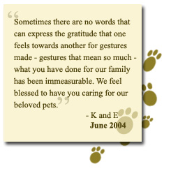 Animal Loss Quotes. QuotesGram