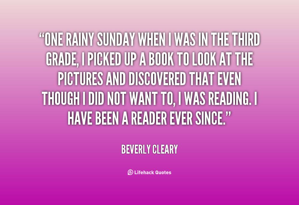 Rainy Sunday Quotes. QuotesGram