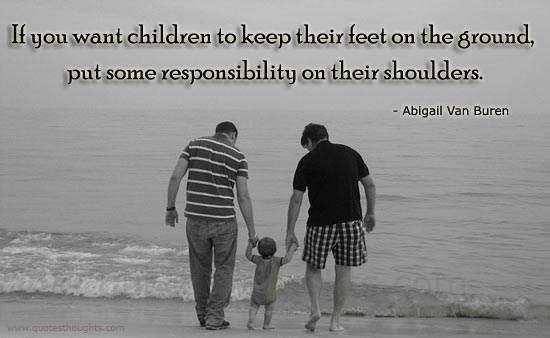 Nice Quotes About Parents Quotesgram