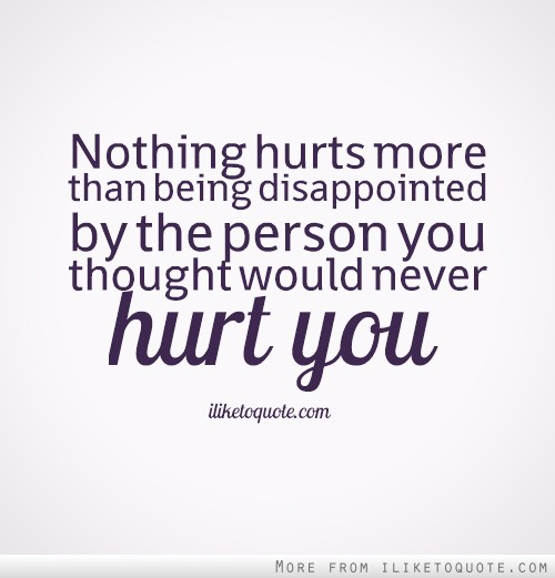 Saying Quotes About Sadness: Funny Disappointment Quotes. QuotesGram