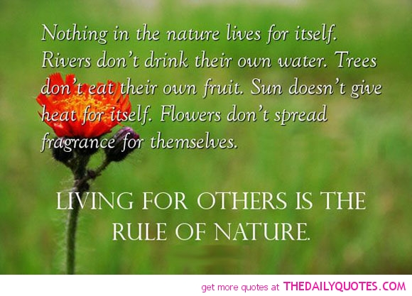 Mother Nature And Beauty Quotes