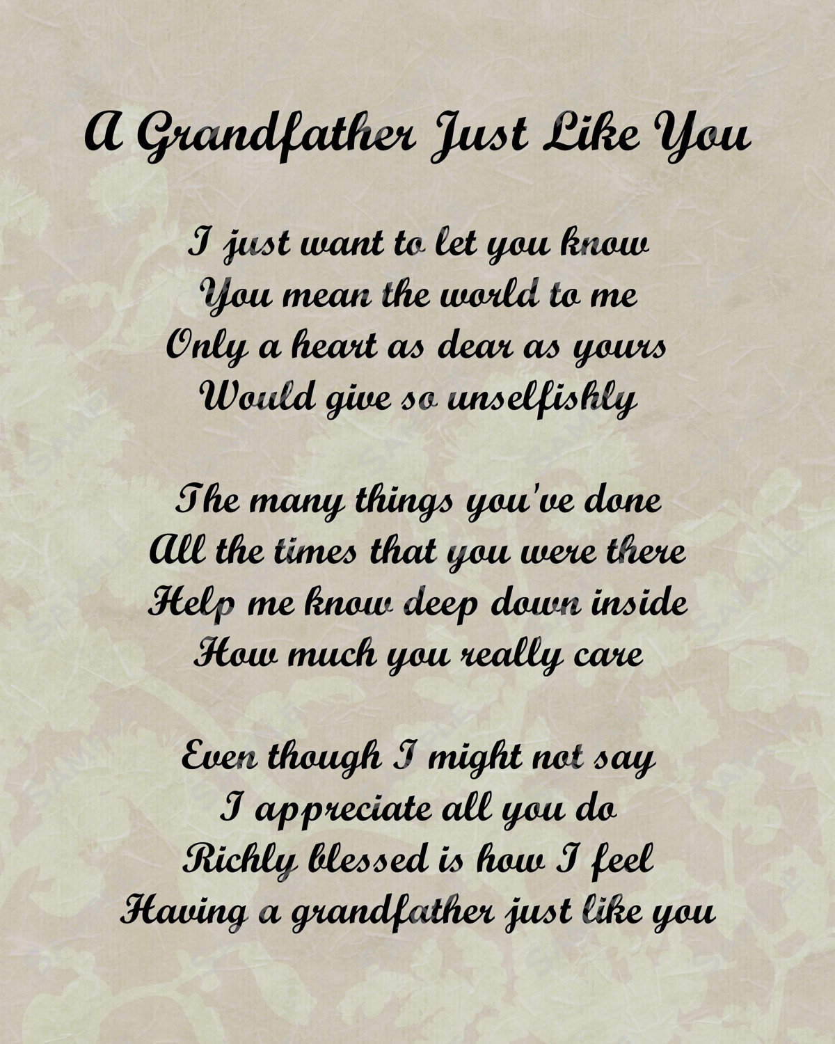 Grandpa Quotes: I Miss You Grandpa Quotes. QuotesGram