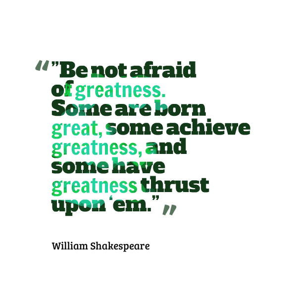 Quotes Of Greatness: Achieve Greatness Quotes. QuotesGram