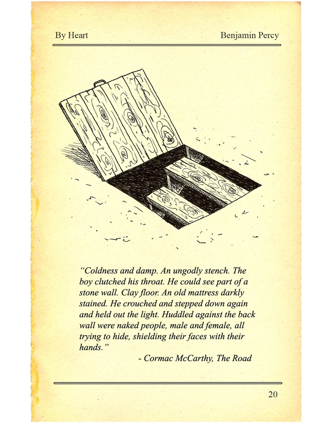 the road by cormac mccarthy 2 essay Cormac mccarthy's blood meridian mccarthy, a pulitzer prize winner (for his novel the road) and highly respected novelist, is said to have gone into a lot of research on the history of the.