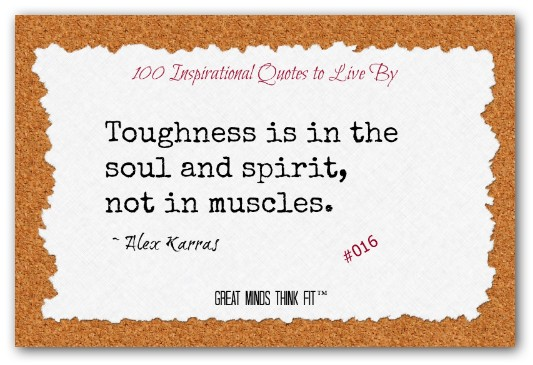 Inspirational Picture Quotes Or Great Souls: Quotes Fighting Spirit. QuotesGram