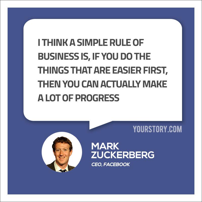 Zuckerberg privacy quotes