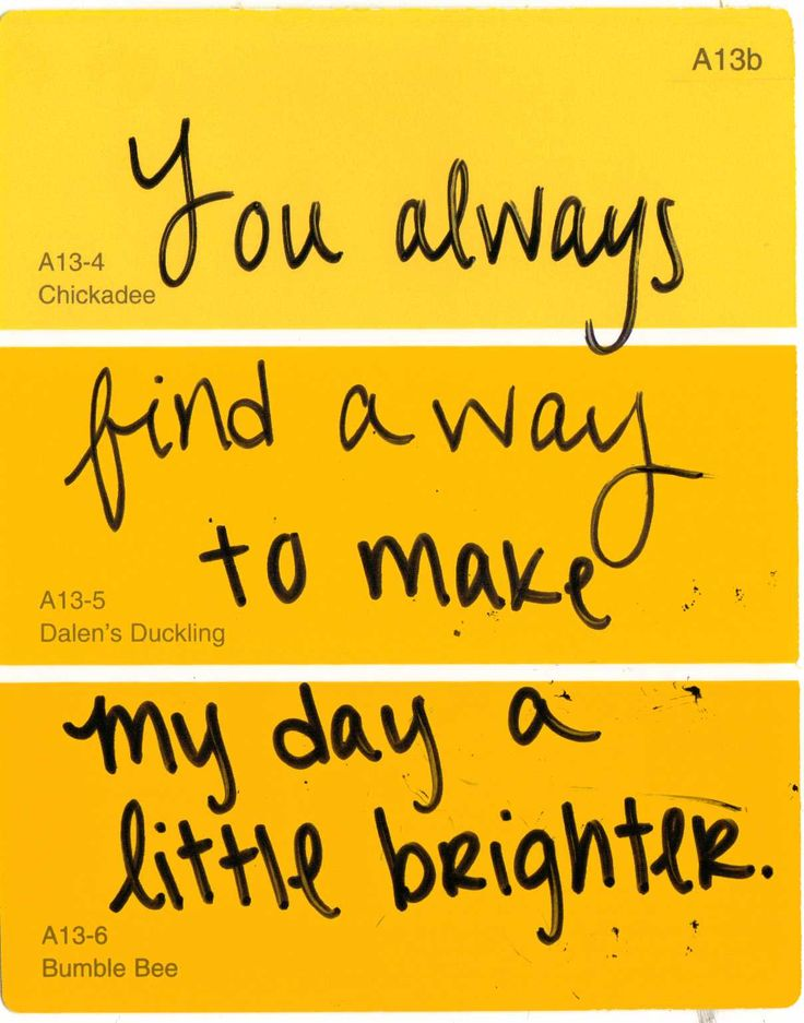 My Day In Front Of The Camera: You Made My Day Quotes. QuotesGram