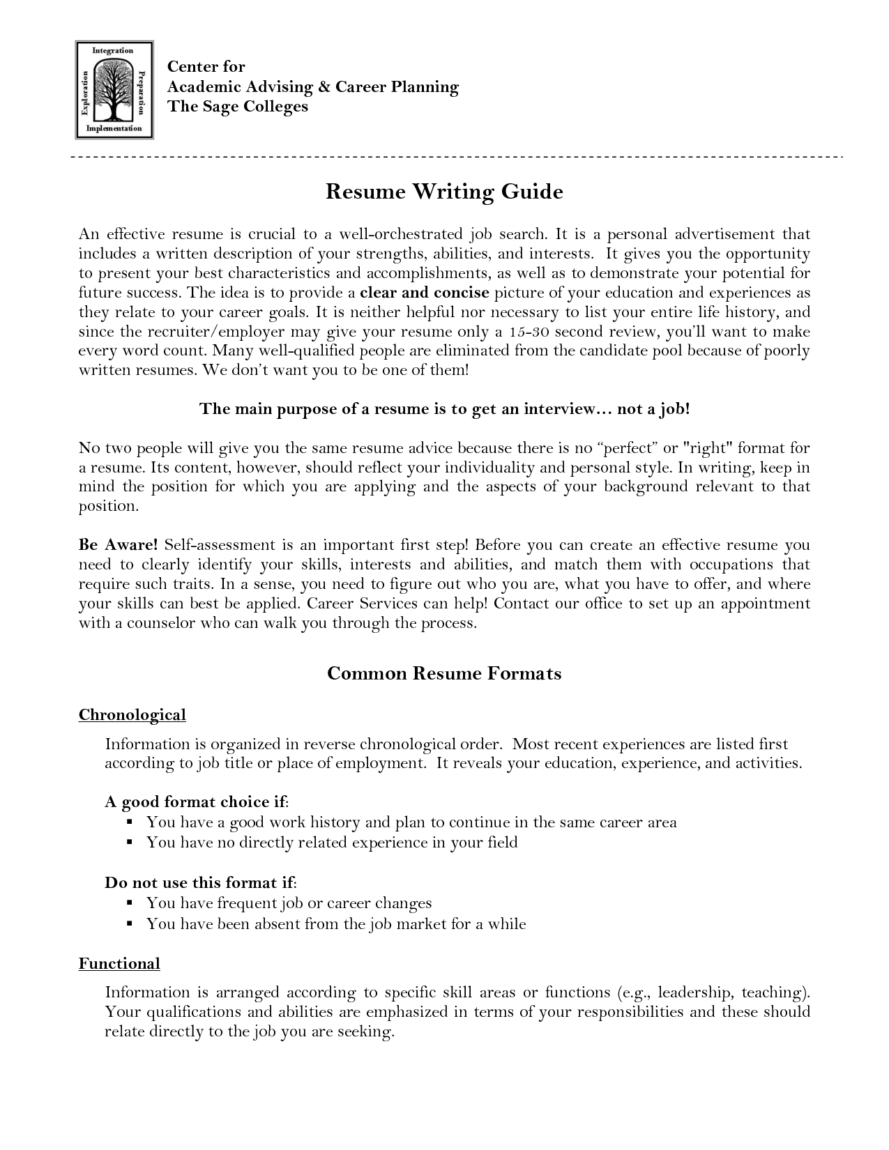 student advisor resume objective 28 images academic