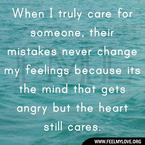 10 I Love You Quotes And Taking Care Of The People We Love: Caring For Someone Quotes. QuotesGram