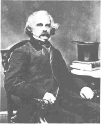 essay on the scarlet letter by nathaniel hawthorne With the scarlet letter, hawthorne became the first american novelist to forge from our puritan heritage a universal classic, a masterful exploration of humanity's unending struggle with sin, guilt and pride.
