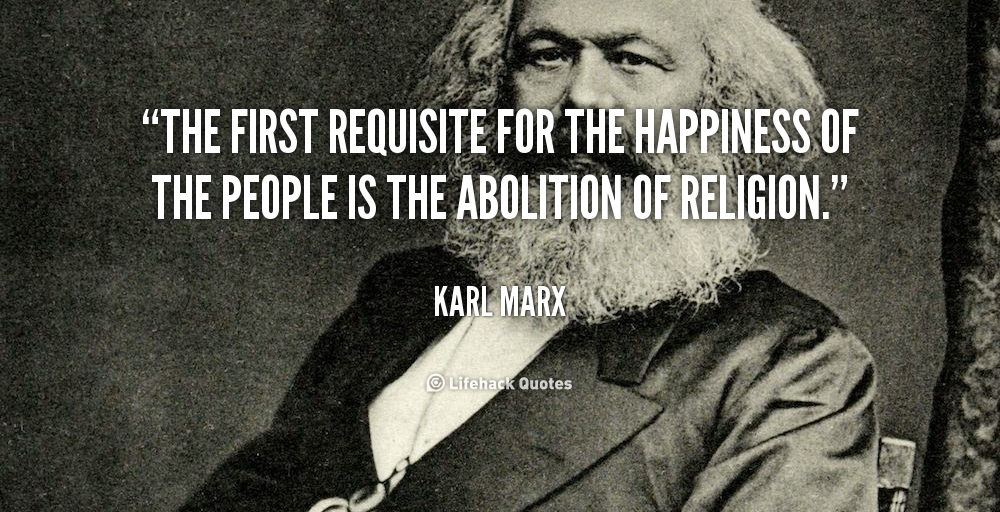 the functions of capitalism and religion in society according to the works of karl marx Stand society and the way inequality works for marx, society functions much like a engines of change—karl marx—— engines of change—karl marx.