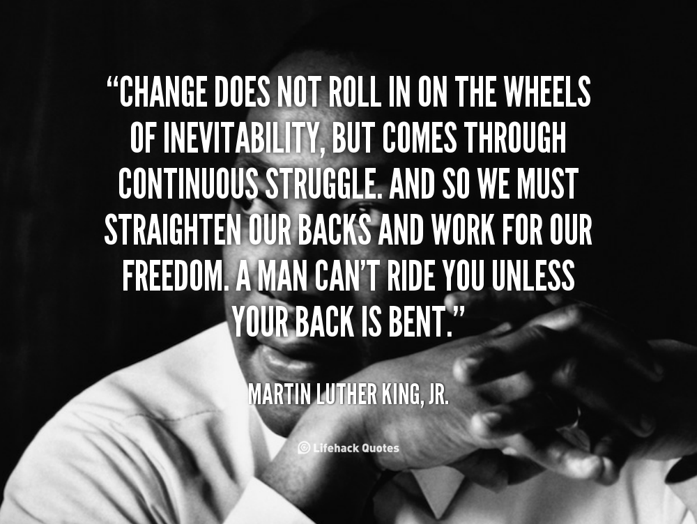 does martin luther king juniors life Martin luther king, jr, (january 15, 1929-april 4, 1968) was born michael luther king, jr, but later had his name changed to martin his grandfather.