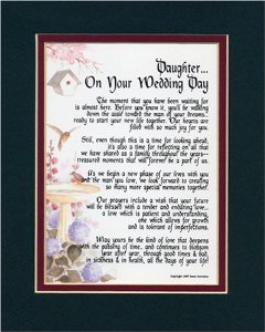 poem from mother to daughter on wedding day pabburi