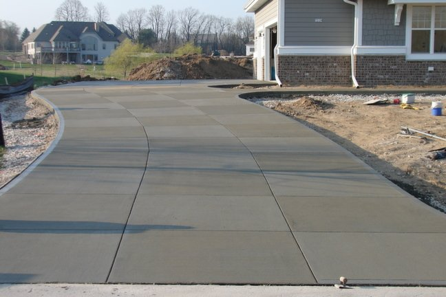 Concrete Driveway Quotes Quotesgram