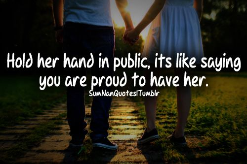 Cute Quotes About Holding Hands. QuotesGram