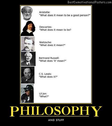 humorous philosophical quotes  quotesgram