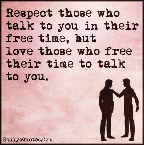 unknow quotes about respect quotesgram