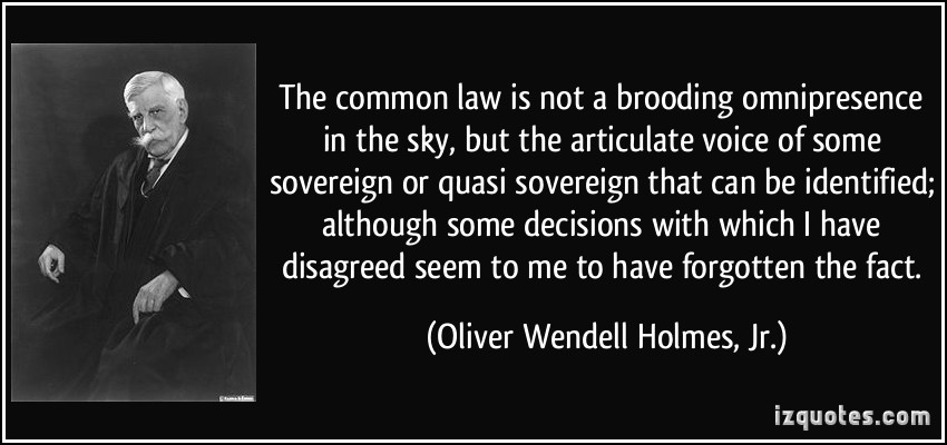 Law Oliver Wendell Holmes Quotes. QuotesGram