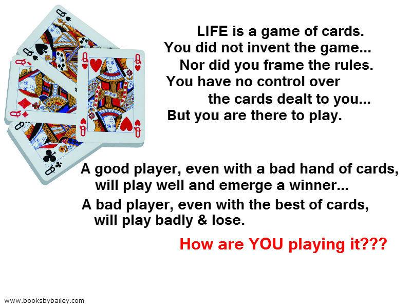 Card Game Quotes. QuotesGram