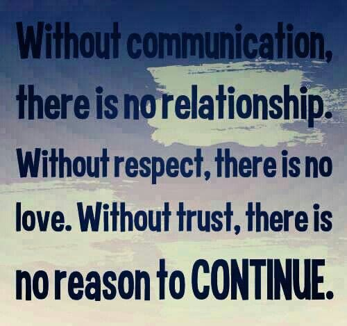 Quotes About Love Relationships: Work Communication Quotes. QuotesGram