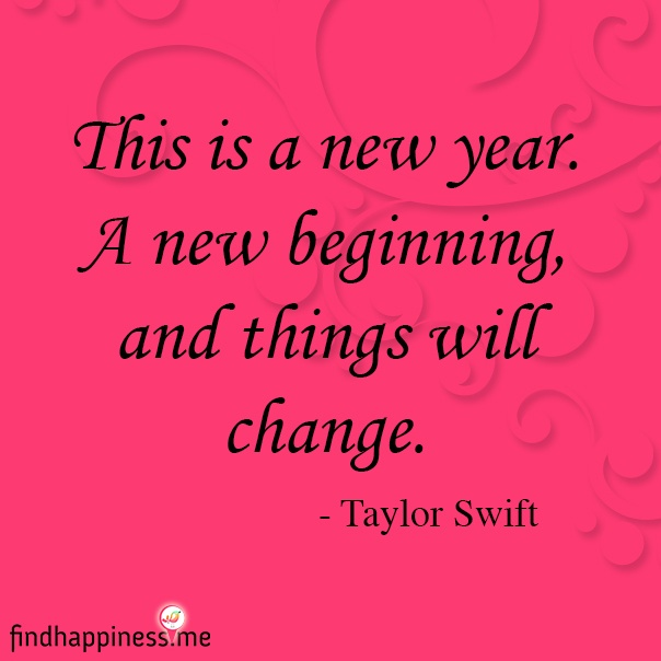 New Quotes For New Year: New Beginnings Quotes New Year S. QuotesGram